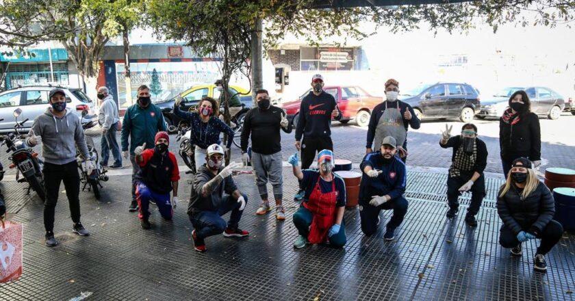 Olla popular en Inclán y Muñiz