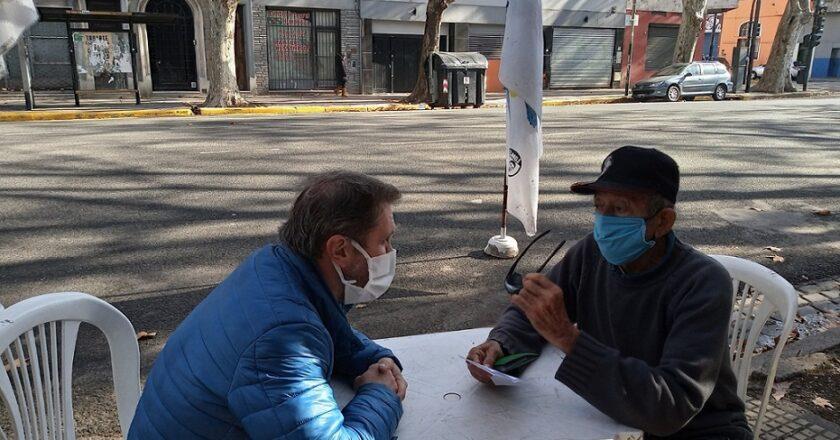La salud comunal en medio de la pandemia del COVID-19