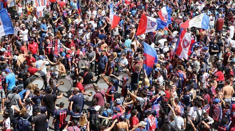 La legislatura votó a favor del proyecto de San Lorenzo para volver al barrio de Boedo