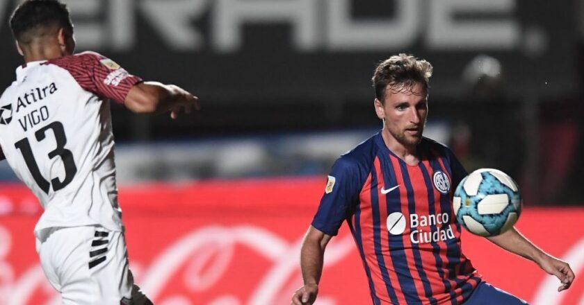 San Lorenzo no puede ganar: empató frente a Colón y está complicado