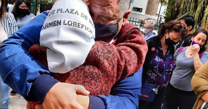 Plantaron memoria por Elina Sánchez y Jorge Aggio