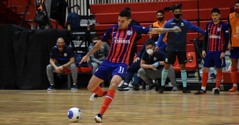 San Lorenzo buscará llegar a la final de la Libertadores del Futsal