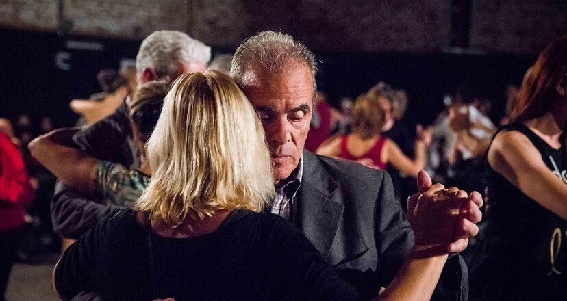 El fuego sagrado del tango pasó por Boedo