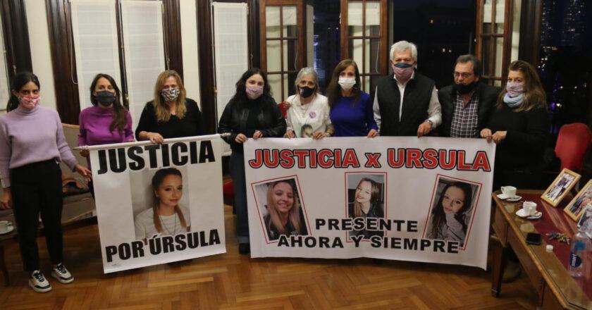 Interés institucional por el caso de Úrsula Bahillo