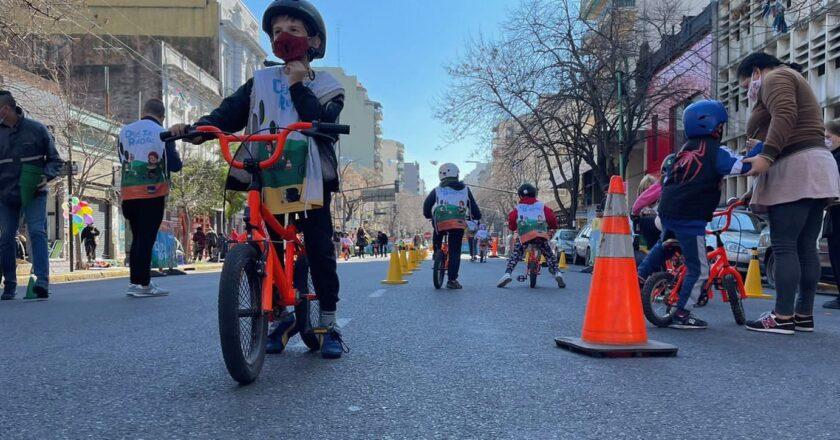 Grandes propuestas en la peatonal de Boedo por el Día de las Infancias