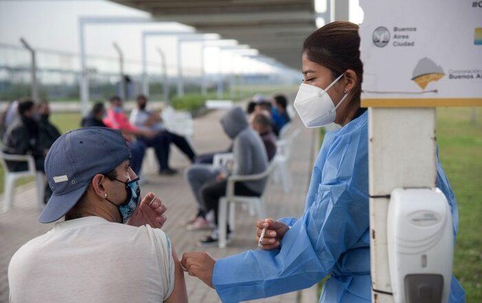 Habrá vacunación comunitaria en Gascón 123