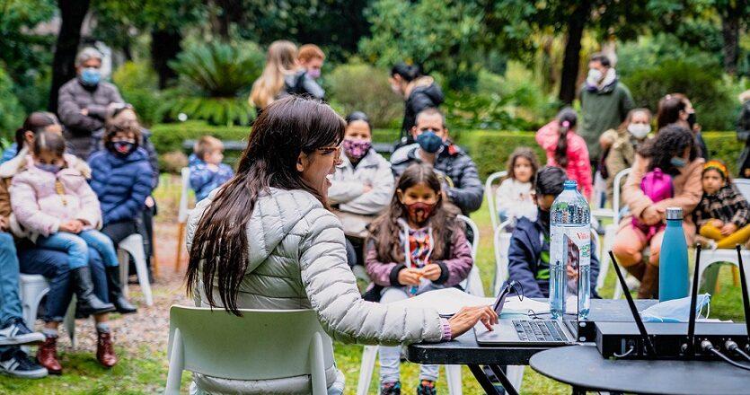 Finde largo para compartir con actividades el Día de las Infancias