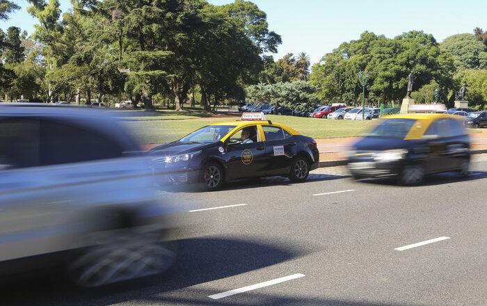 Extendieron el plazo de antigüedad de los taxis por la pandemia